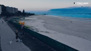 Currumbin Beach Video